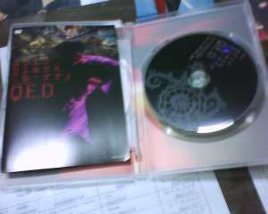 Noi Himura's Spoil on DVD QED Acid Black Cherry live @Nippon Budokan 2009 .... (amaizing Yasu ne ...!!)